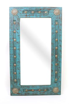 Mexican Imports has a selection of rustic decor for your rustic decorating take a look at our rustic Mexican home decor, horseshoe decor, rustic ranch decor, and so much more! Rustic Mirrors, Wood Mirror, Mirror Art, Diy Mirror, Unique Mirrors, Mirror Mosaic, Hobby Lobby, Western Furniture, Rustic Furniture