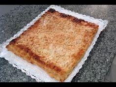 Coca de hojaldre rellena de crema pastelera - El Forner de Alella