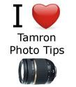 Inspiration and photo lessons from professional photographers and the Tamron technical team.