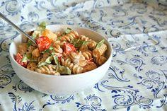 ... about Salads on Pinterest | Pasta salad, Blt pasta salads and Pasta