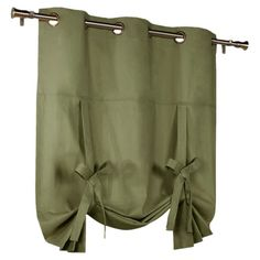Help keep out the cold in your living room or master suite with this stylish insulated curtain in sage.   Product: Curtain pane...