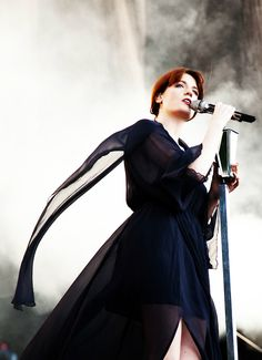 """Florence and the Machine - """"My Boy Builds Coffins"""""""