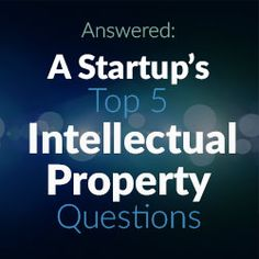In addition to securing capital & brand awareness, all invested parties should be concerned with protecting a startup's valuable intellectual property (IP) Small Business Start Up, Business Help, Business Advice, Business Management, Management Tips, Business Funding, Financial Information, Blockchain Technology, Intellectual Property