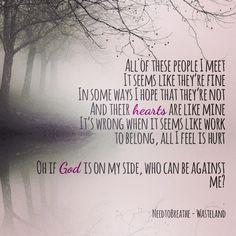 NeedtoBreathe - Wasteland I so do love this song! #needtobreathe #wasteland