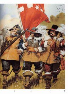 English Civil War Sword Baldric