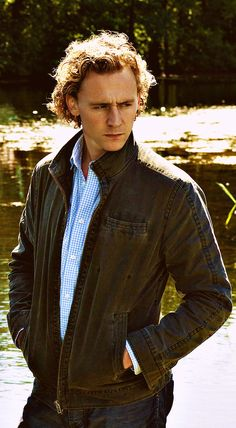 Tom Hiddleston as Magnus Martinsson in Wallander