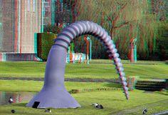 Screw-Arch by Claes Oldenburg 3D