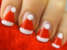 Christmas- maybe on 1 nail