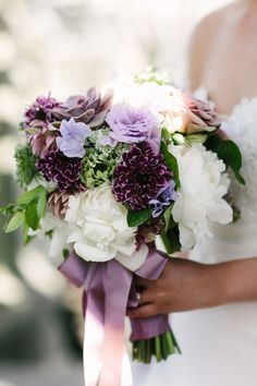 Shades of violet - perfectly purple New York Wedding, Our Wedding Day, Spring Wedding, Garden Wedding, Dream Wedding, Wedding Goals, Wedding Story, Wedding Ceremony, Purple Wedding