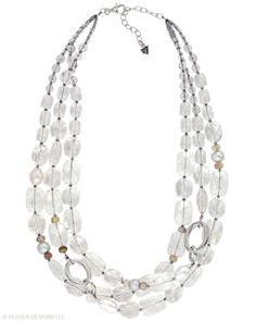 Jewelry Box by Silpada Designs   Necklaces   Pearl, Sterling Silver & Glass Necklace