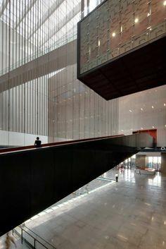 Guangdong Museum | Guangzhou, China | ROCCO Design Architects Limited | photo © Almond Chu