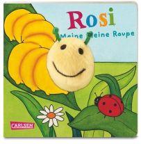 Rosi, die kleine Raupe (0-1); Carlsen #raupe #rosi #wald