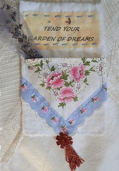 Prayer flag (at: Artful Affirmations)