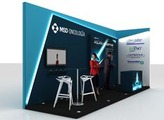 MSD stand eventos Exhibition Stand Design, Exhibition Models, Exhibition Stall, Exhibition Display, Expo Stand, Showroom Interior Design, Store Window Displays, Backdrop Design, Modelos 3d