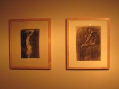 Exposición 'Anglada-Camarasa, desde el dibujo', via Flickr.