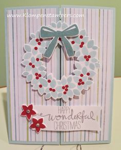 "Another ""Wreath Card"""