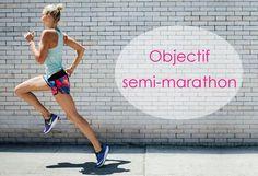 Half marathon training plan - Plan d'entrainement semi-marathon
