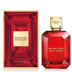 ec2380725ca Michael Kors Sexy Ruby Eau De Parfum Spray 3.4 oz women - Valencia  Fragrance Co. LLC