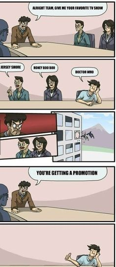 Omg, that's my kinda boss