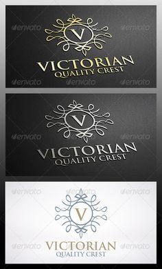 Victorian Logo (Crests)