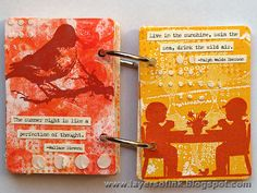 Hello everyone! Time for another fun Simon Says Stamp Monday Challenge Blog , this week we are all about dots . I love using dots and circl...