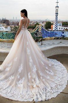 Milla Nova Bridal 2017 Wedding Dresses / http://www.himisspuff.com/milla-nova-bridal-2017-wedding-dresses/6/