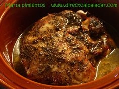 Spanish Food, Pork, Meat, Baked Pork, Safety In The Kitchen, Diners, Meals, Integers, Pork Roulade