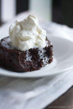 Claudia's *Perfect* 3-Minute Mug Brownie