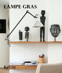 Superb Lampe Gras L black Taklamper Mekavi ApS