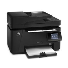 HP M128FW Multi Function LaserJet Pro Printer