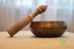 1 Hour Tibetan Singing Bowl with Pure Nature Healing Sounds - Meditation,Relaxation,Sleep,Yoga by MindDelt Binaural Beats. Tibetan Bowls, Meditation, Music Heals, Relaxing Music, Mortar And Pestle, Wellness, Healing, Pure Products, Citations Top