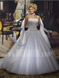 my perfect fairytale wedding dress♥ I was lucky to have found such a perfect dress after searching for my perfect one that I had imagined my whole life♥