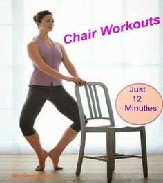 Chair Workout Read More Chair Workout by zulmifun