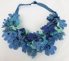 A personal favorite from my Etsy shop https://www.etsy.com/listing/563728669/blue-flowers