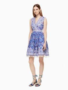 trellis ara dress | Kate Spade New York