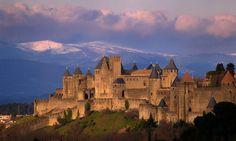 Carcassonne : une cité fortifiée - Sud de France