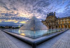 Louvre Museum, Paris (France)