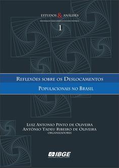 Loja do IBGE -  Deslocamentos Populacionais no Brasil
