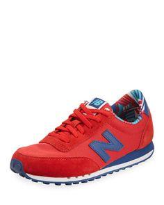 fd2ec56a1cf5f 410 Mesh Low-Top Sneaker