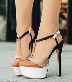 high heels – High Heels Daily Heels, stilettos and women's Shoes Dream Shoes, Crazy Shoes, Me Too Shoes, Stilettos, Stiletto Heels, Pretty Shoes, Beautiful Shoes, Hot Shoes, Shoes Heels