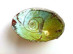 Ken Bova - Pinch Bowl #9, Interior