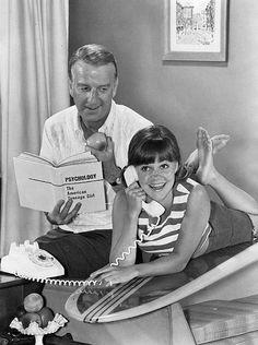 Sally Field Don Porter Gidget 1965