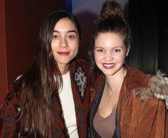 Λιώση- Μπακλέση: Τα κορίτσια του «Ταμάμ» όμορφα σε βραδινή τους έξοδο Series Movies, Greek, Joy, Celebrities, Celebs, Glee, Being Happy, Greece, Celebrity