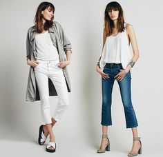 Advantages of wearing flare jeans