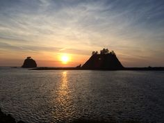La Push Beach La Push Beach, Celestial, Spaces, Sunset, Outdoor, Outdoors, Sunsets, Outdoor Games, Outdoor Life