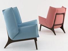 Toa armchair by Rèmi Bouhaniche  Live Beautifully! www.lignerosetsf.com #Design #Home #LigneRosetSF #LigneRoset #NewProduct