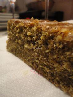 Clara pasticcia: Torta di Arance e Grano Saraceno (senza burro, senza latte)