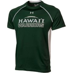 College Under Armour Hawaii Warriors Spring Practice Performance T-Shirt