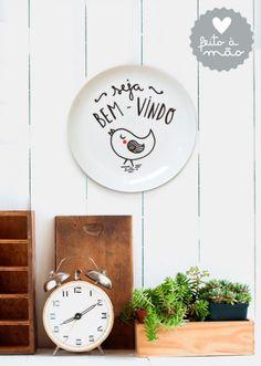 Decore sua casa com Posters, almofadas, tapetes e pratos | Jeito S