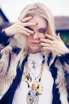 Anna VI by Daria Zaytsevaby ~daria-zaytseva Photography: Daria Zaytseva / www.DariaZaytseva.com Model: Anya  MUA: Victoria Fernanda Stylist: Kate Butko